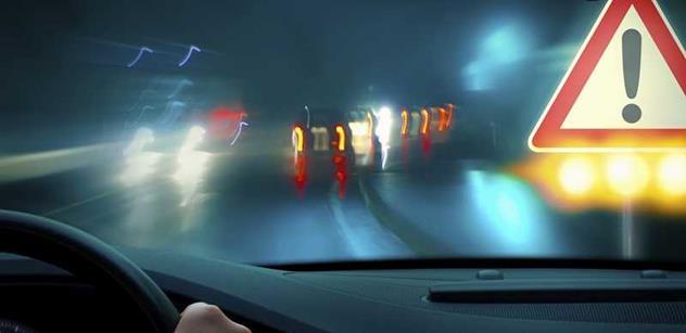 Bezpečně za volantem: každý stý řidič měl problém se zrakem