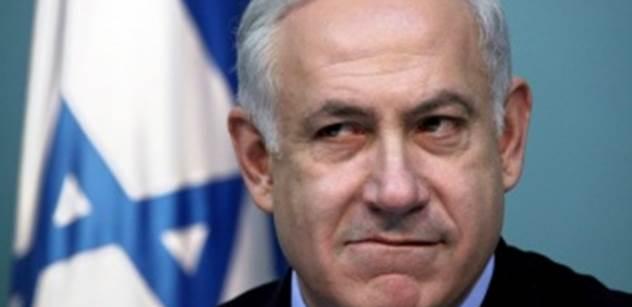 Diplomaticky dementní výrok. Izraelský tisk premiéra Netanjahua nešetří