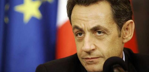 Sarkozy odmítá protiruské sankce