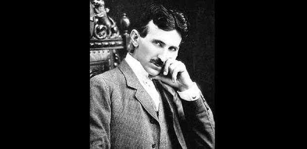 V Praze byl odhalen největší pomník vynálezce Nikola Tesly