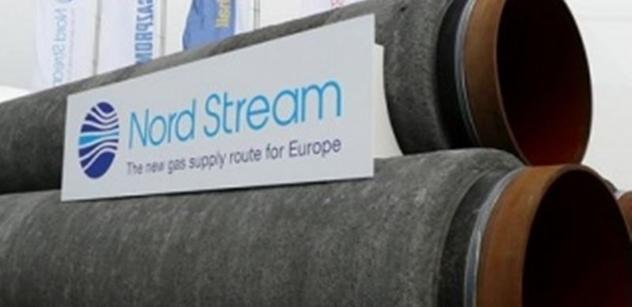 Jan Urbach: Nord Stream 2 budou financovat jen Rusové?
