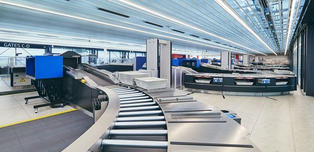 Letiště Praha slavnostně otevřelo nové stanoviště bezpečnostní kontroly