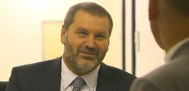 Exsenátor Alexandr Novák je na svobodě. Máme dostatečné záruky, tvrdí státní zástupce