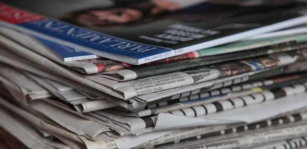 Německé noviny: Češi prahnou po upřímnosti, chtějí druhého Havla