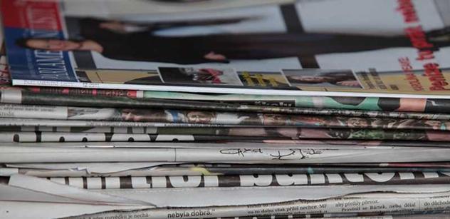 Mediální expert: Jsme zemí neomezených možností. Ale kdo jde proti, je rychle nepřítel