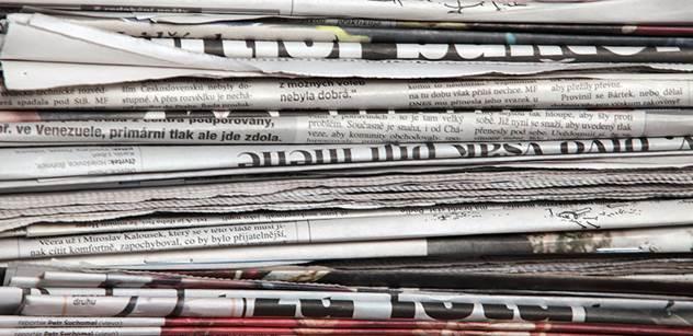 Petra Procházková je spokojená: Z Lidových novin odcházejí další kolegové