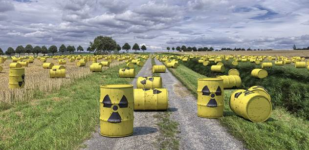 Eman Pluhař: V Bělorusku, kde radioaktivita už není na povrchu