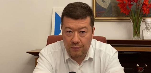Předseda SPD: Omezují se práva občanů Unie, migrantů se to ovšem netýká