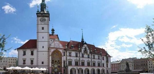 Olomouc: Ulici 8. května čeká v letošním roce kompletní rekonstrukce