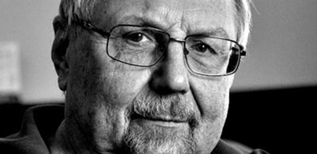 František Mareš: O tichém setkání velikánů…