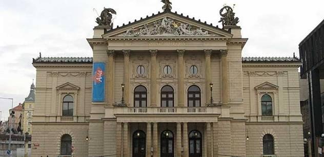 """Národní divadlo má nový filantropický projekt """"Křeslo do opery"""""""