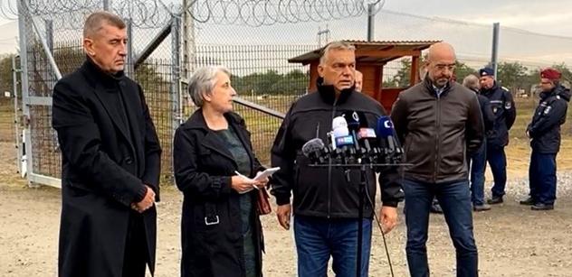 """""""EU zradila."""" Babiše objal, ale jinak Orbán zuřil. To nikdo nenapsal"""