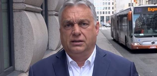 Jan Urbach: Orbán se zeptá Maďarů