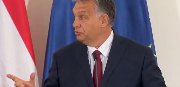 Velký řev: Orbán jede za Salvinim. A za dalšími... To jsou hosté! EU asi zakročí