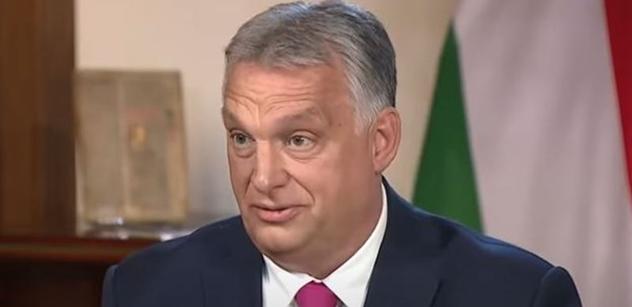"""""""Lži z USA, to známe."""" Orbán k Americe, jak Biden není zvyklý"""