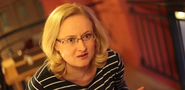 Monika Pajerová: Babiš, obviněný ze spolupráce s StB, šel schválně na Národní třídu první. Aby tam nikoho nepotkal