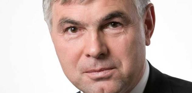 Budu otevřenější než Palas, slibuje jeho nástupce v ČSSD Novák