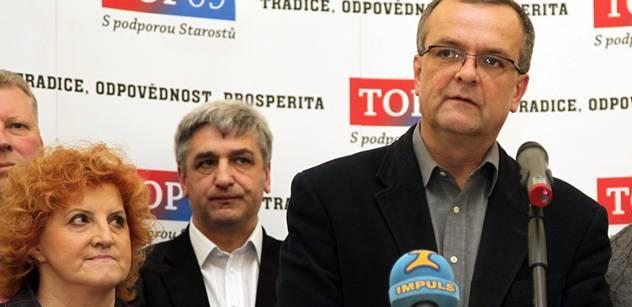 Zástupce pravice šokoval: Nejvíc nás zadlužili Parkanová a Kalousek