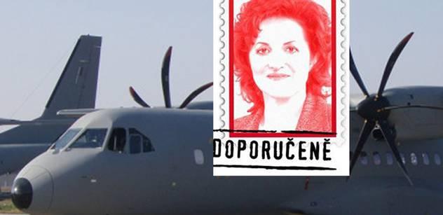 Korespondence jako důkaz: Armáda letouny CASA nechtěla. Vláda si dupla