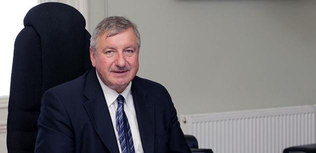 Ředitel správy železnic Surý z osobních důvodů rezignoval