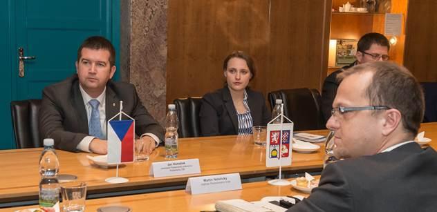 Na spolupráci kraje s Francií jsou nejdůležitější konkrétní projekty