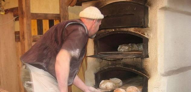Svaz pekařů: Co chléb, to originál. Ročně ho každý sní na čtyřicet kilogramů