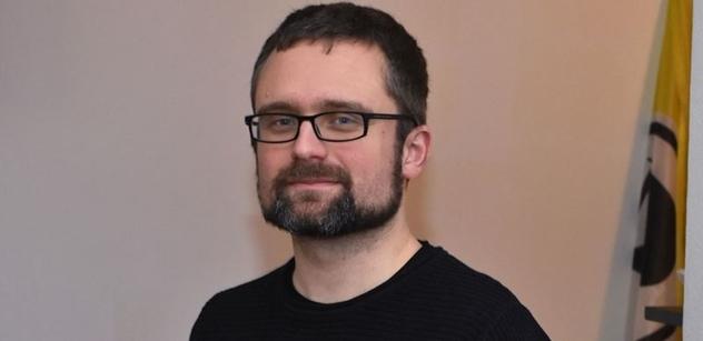 Peksa (Piráti): Čelíme postupnému tříštění internetu