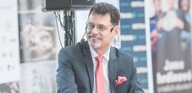 VÍME PRVNÍ Vadim Petrov je kandidátem ANO do Rady ČT