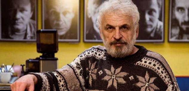 Fedor Gál nám prozradil, proč podepsal důraznou petici proti Putinovi
