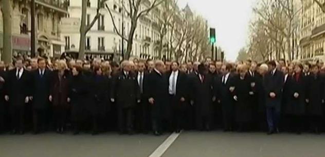 Jan Fingerland: Jak Paříž hledala Obamu aneb Ani jeden z milionu