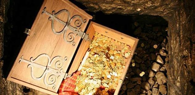Bankéři před patnácti lety prodali zlatý poklad. Prý to byl mizerný odhad