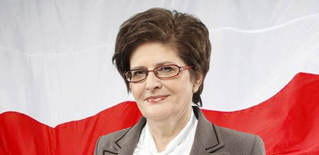 Polská velvyslankyně nám prozradila, proč jezdí jejich experti radit do Kyjeva. Pak vychválila sankce a promluvila o Putinovi