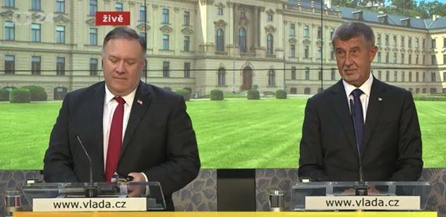 Slova z USA: Těšíme se na Dukovany. Ruská výzbroj půjde pryč. Díky za Afghánistán