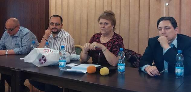 Byli jsme na semináři žen proti islamizaci. Z těch slov mrazilo