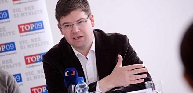 Jiří Pospíšil: Ukrajina potřebuje Marshallův plán. Neustupujme Řecku, radikální levice by si pak myslela, že nátlak se vyplácí