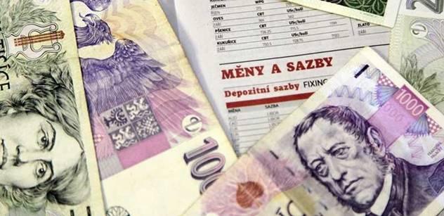 Deficit veřejných financí se bude snižovat pomaleji, než vláda myslela