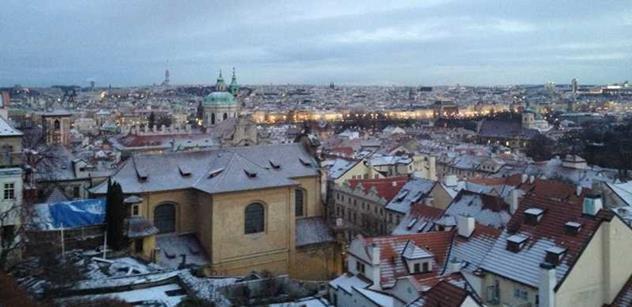 Praha se nebude rozrůstat za své hranice, stavět se bude uvnitř