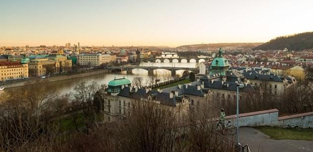 Praha: První scéna, kde se bude hrát pouze satira