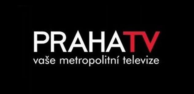 Praha TV předstihla v Praze a ve středních Čechách zpravodajskou čtyřiadvacítku. Plánuje nový vizuál a napřesrok chce usilovat o peoplemetry