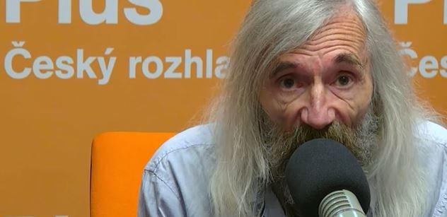Nejde o to dosáhnout odstoupení Babiše, ale... Filozof Petříček promluvil na straně demonstrantů