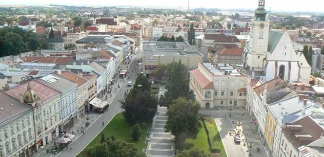 Prostějov: Letos to je 630 let od povýšení na město