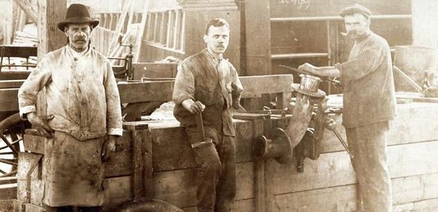 Václav Procházka: Před sto lety - Uzákonění osmihodinové pracovní doby v prosinci 1918