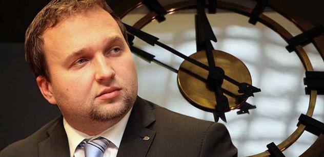 Jurečka v úterý oznámí, zda bude kandidovat na předsedu KDU-ČSL