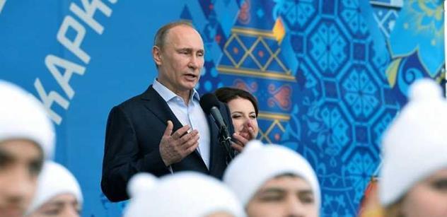 The Telegraph: Vydrží Putinovi popularita? Proč je rekordně oblíbený?