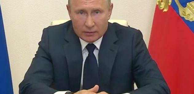 Putin odřízne Ukrajinu od moře, obává se analytik