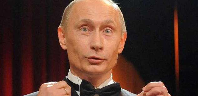 Putin: V Rusku je demokracie. Zdanění vkladů vnucené EU je absurdní
