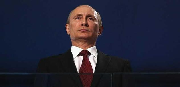 Ruský prezident Putin: Probíhá kampaň s cílem revidovat výsledky druhé světové války