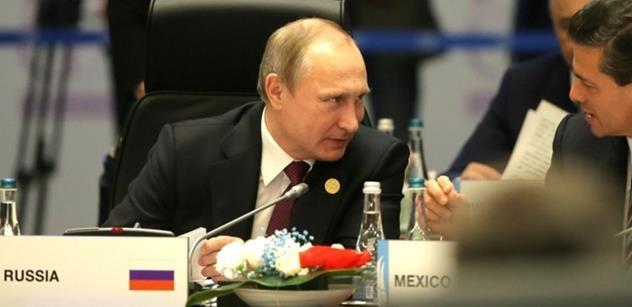 Obíhá to, co prý řekl Vladimir Putin ztuhlým Američanům: Můžu vás zničit za půl hodiny