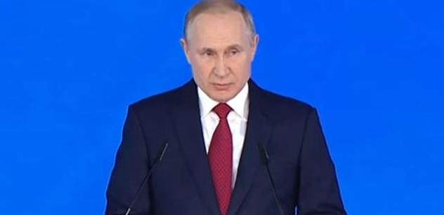 Rusko chystá vojenský úder proti Ukrajině. Přijde záminka. Putinův kritik varuje