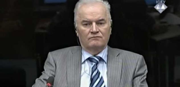 Ratko Mladić: Svět se řítí do katastrofy, USA chtějí ovládout celou planetu